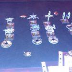 Miniaturas X-Wing
