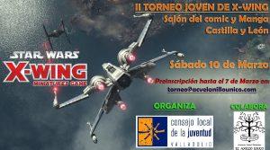 II Torneo joven de X-Wing