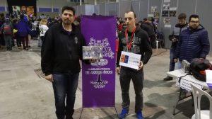 Ganador: José María Fernández