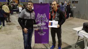 Subcampeón: Rubén Bilbao