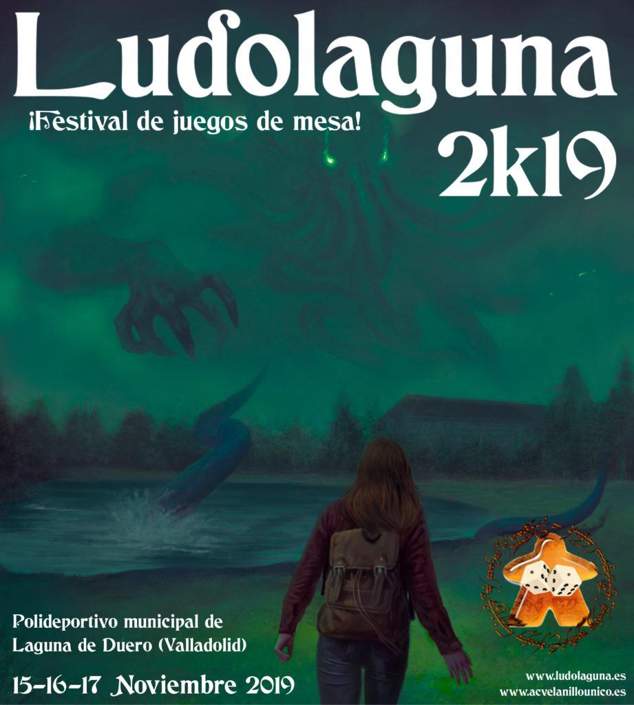 Cartel LudoLaguna 2K19